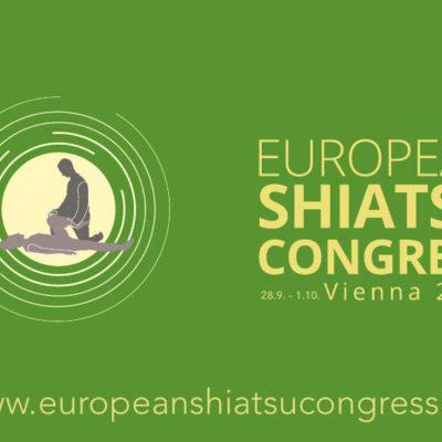 Shiatsu Qi nodig? Kom naar het European Shiatsu Congress!