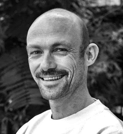 Portret van Mike Mandl, organizer European Shiatsu Conference 2017 in Wenen