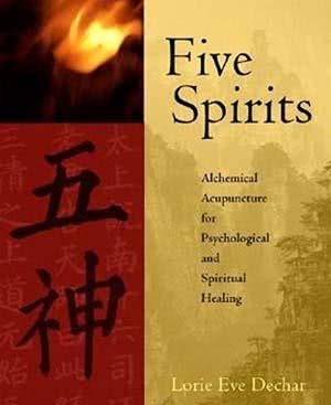 Cover van Five Spirits - Lorie Eve Dechar