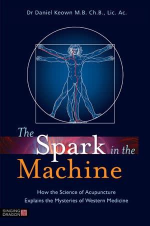 Cover The Spark in the machine - Daniel Keown