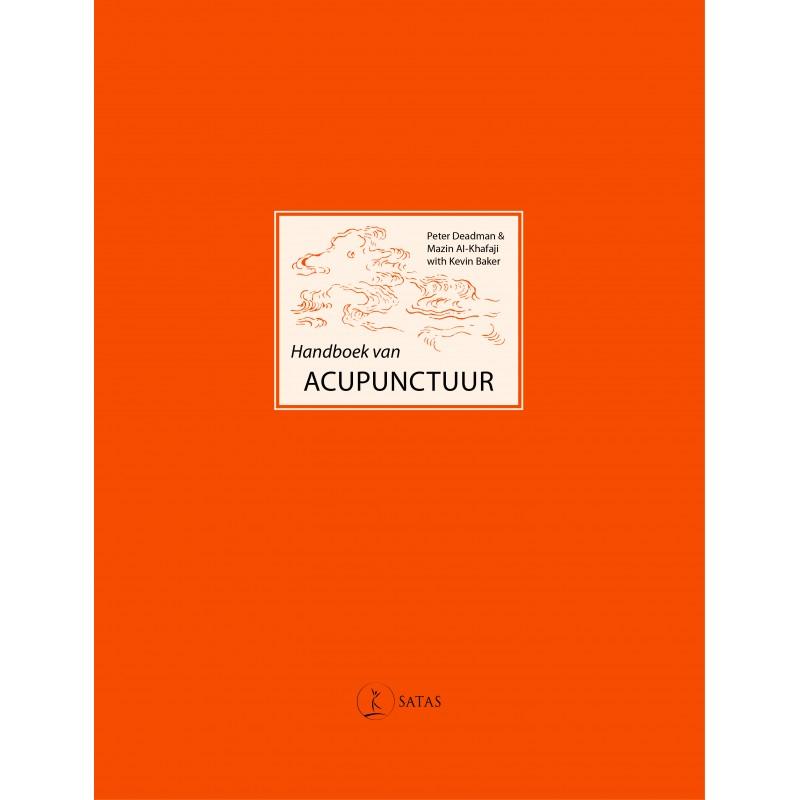 cover handboek van acupunctuur