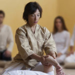 "Patrizia Stefanini about Hado Shiatsu: ""We whisper to cells"""