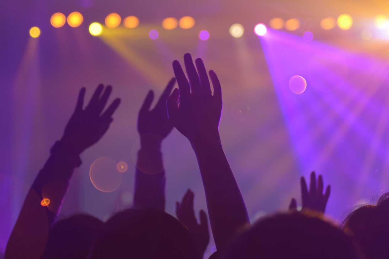 Saterday party night at European Shiatsu Congress 2020