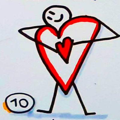 #Vermijddrukte >> 10 tips voor meer rust