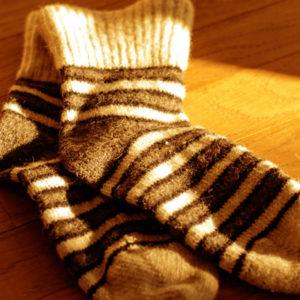 Geen koude voeten meer